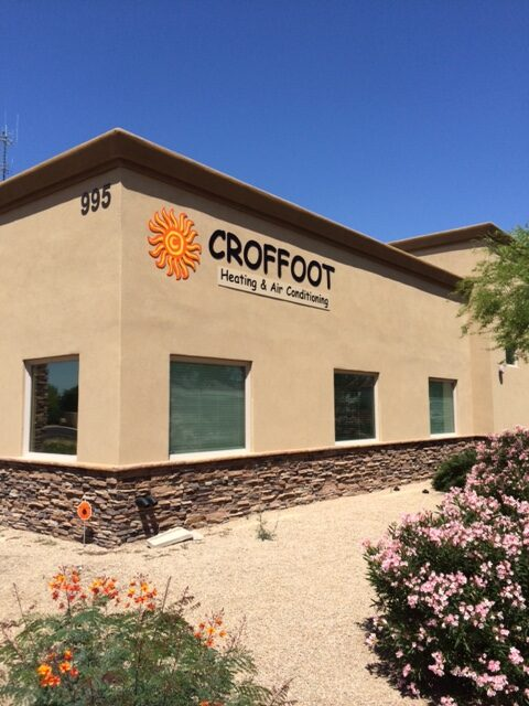 Croffoot Building
